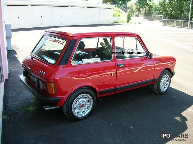1978 Abarth  AUTOBIANCHI A112 Abarth Sports car/Coupe Used vehicle photo