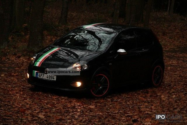 2008 Abarth  GRANDE PUNTO ABARTH! TOP CAR! Sports car/Coupe Used vehicle photo