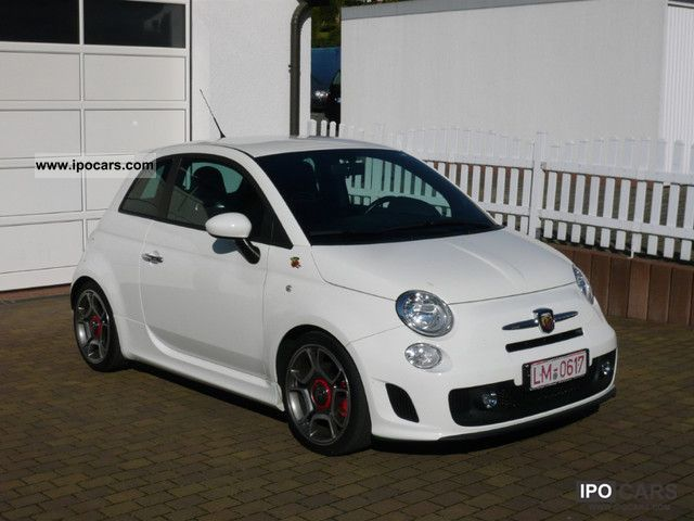 2008 Abarth  500 * Sports exhaust + sport suspension! * Sports car/Coupe Used vehicle photo