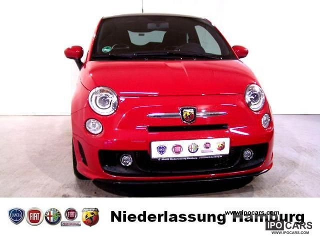 2010 Abarth  500 1.4 Turbo T-Jet 16V 99kW (135PS) Limousine Used vehicle photo