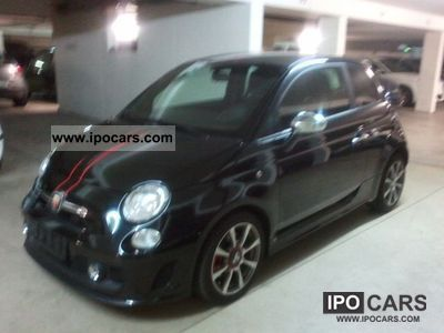 2008 Abarth  500 KM Original Small Car Used vehicle photo