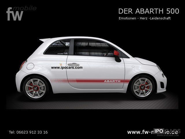 2011 Abarth  500 pick up price from stock fw-mobile! Sports car/Coupe New vehicle photo