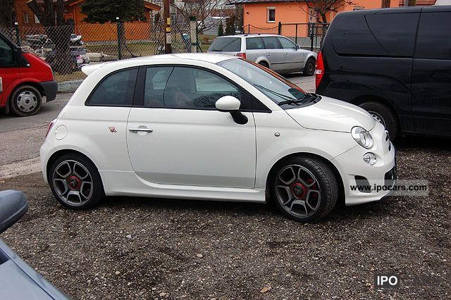 2009 Abarth  Leather, Climate, Navi Small Car Used vehicle photo