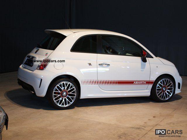 2011 Abarth  500 17 inch Klimautomatik pickup price Sports car/Coupe New vehicle photo