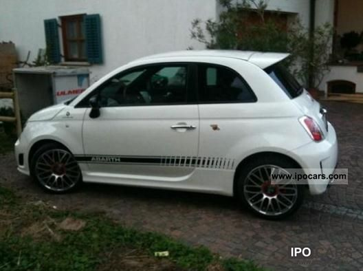 2010 Abarth  500 original state Small Car Used vehicle photo