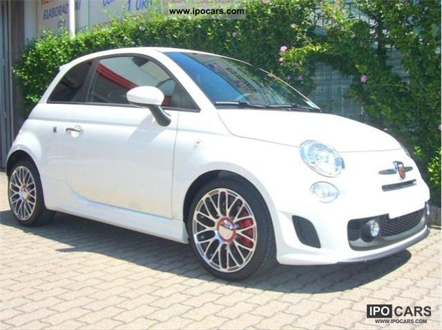 2011 Abarth  500 1.4 TURBO T-JET 135cv Limousine Pre-Registration photo