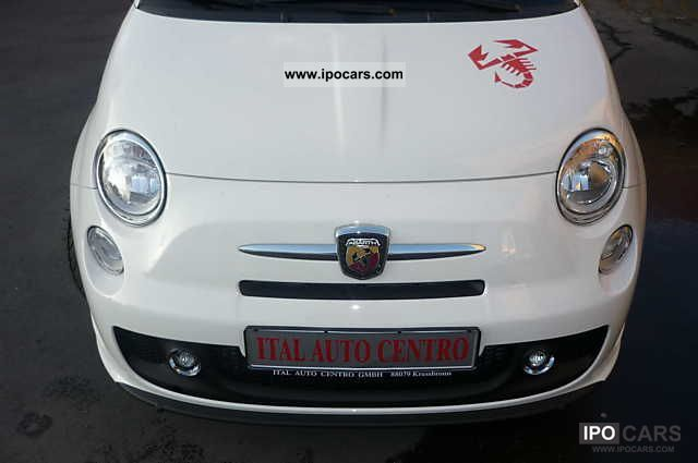 2011 Abarth  500 1.4 16V Abarth Limousine New vehicle photo