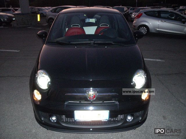2010 Abarth  500 Sports car/Coupe Used vehicle photo