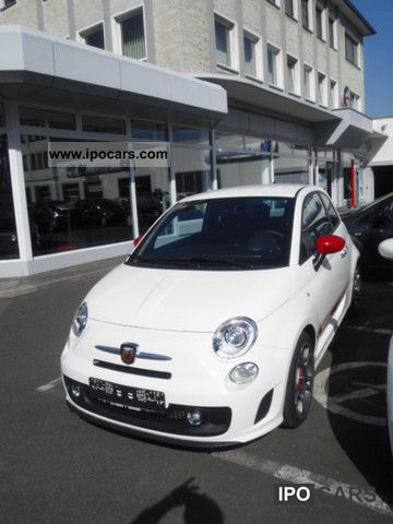2011 Abarth  500 OF YOUR PARTNER ON MIDDLE RHINE Abarth! Small Car Pre-Registration photo