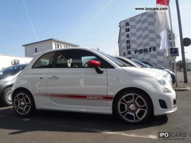 2011 abarth 500 of your partner on middle rhine abarth. Black Bedroom Furniture Sets. Home Design Ideas