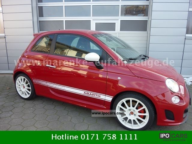 2011 Abarth  500 ESSEESSE Small Car New vehicle photo