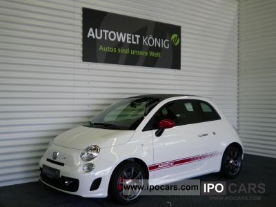 2011 Abarth  500C 1.4 T-Jet 16V Cabrio / roadster Pre-Registration photo