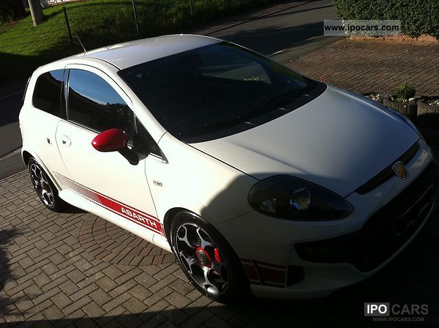 2011 Abarth  Punto Small Car Used vehicle photo