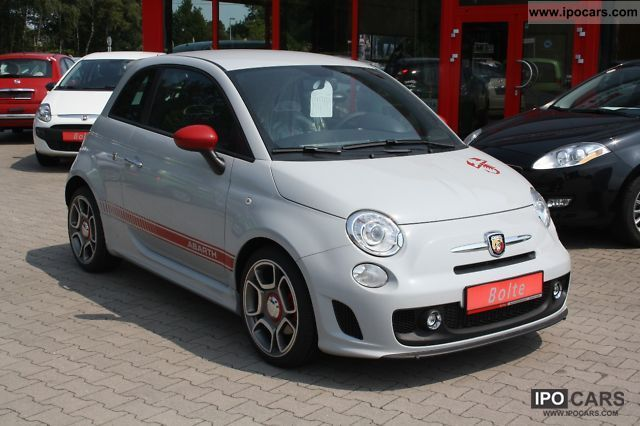 2011 Abarth  500 Abarth Sports car/Coupe Demonstration Vehicle photo
