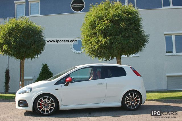 2008 Abarth  Grande Punto LIMITED Limousine Used vehicle photo