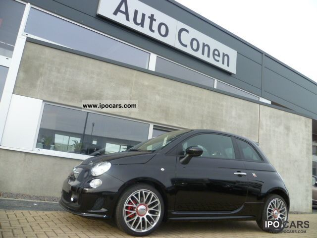 2012 Abarth  500 1.4 16v Turbo T-Jet Limousine Pre-Registration photo