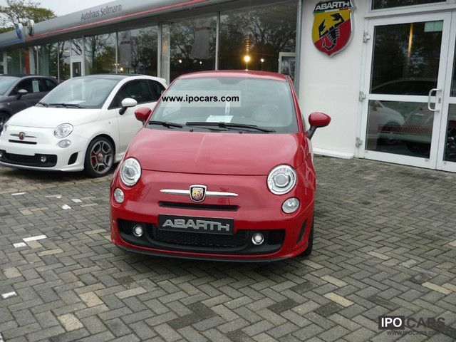 2011 Abarth  500 new cars - No EU imports - Limousine New vehicle photo