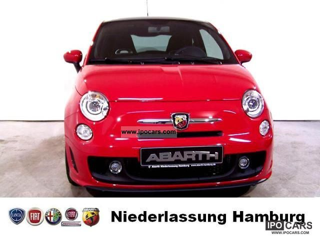 2011 Abarth  Abarth 500 1.4 Limousine New vehicle photo