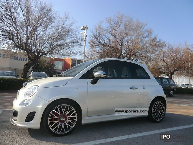 2010 Abarth  500 Abarth Other Used vehicle photo