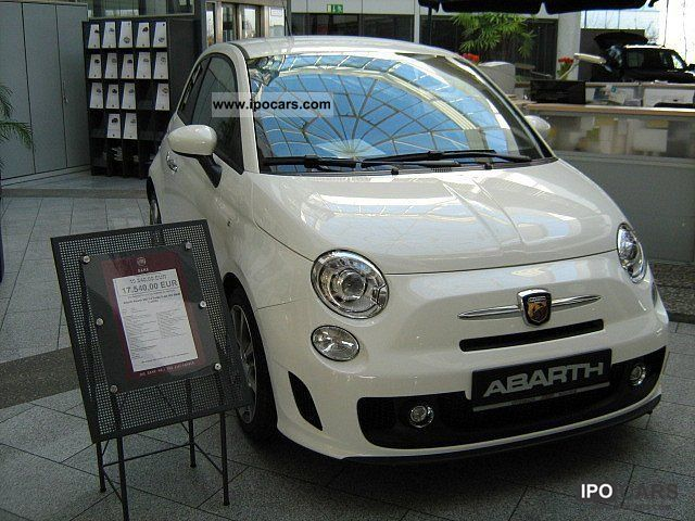 2011 Abarth  500 Lim Limousine New vehicle photo