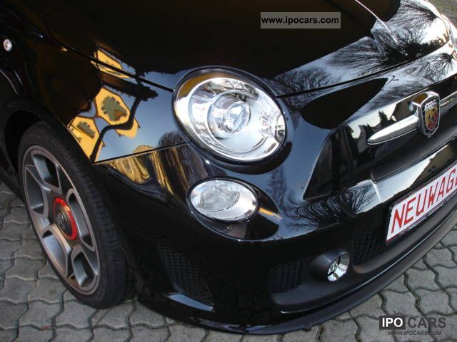 2011 Abarth Xenon 500 Leather 17 Car Photo And Specs