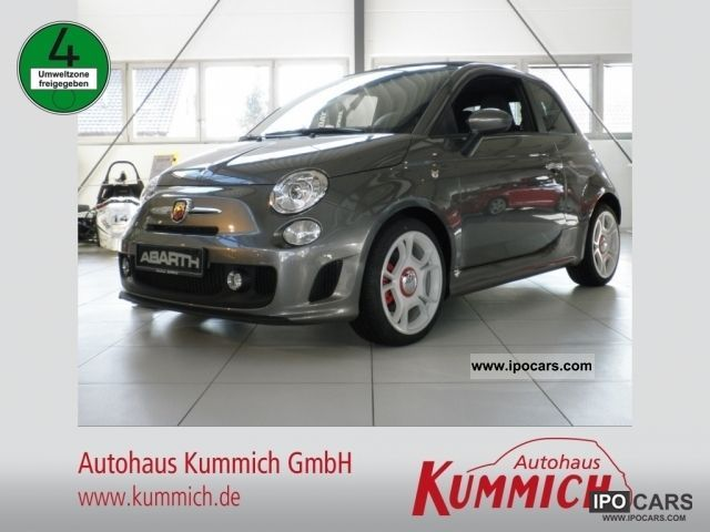 2011 Abarth  Abarth 500 C 1.4 Cabrio / roadster Pre-Registration photo