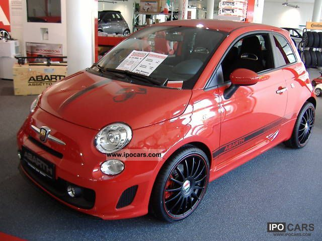 2011 Abarth  18 \ Small Car New vehicle photo