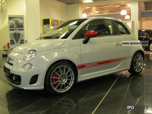 2011 Abarth  500 ESSEESSE with RECORD MONZA SPORT EXHAUST! Small Car Pre-Registration photo