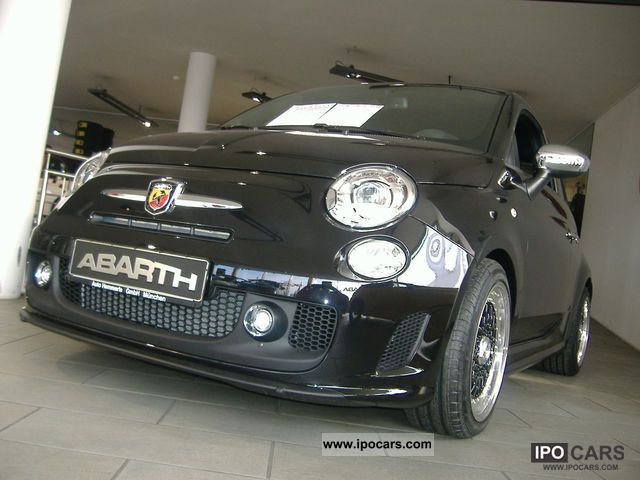 2011 Abarth  NERO scorpions \u003c\u003c\u003c \u003e\u003e\u003e BALL LIGHTNING Small Car New vehicle photo