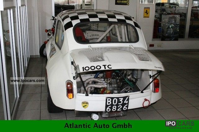 1963 Abarth  1000 TC Racing Car Small Car Used vehicle photo