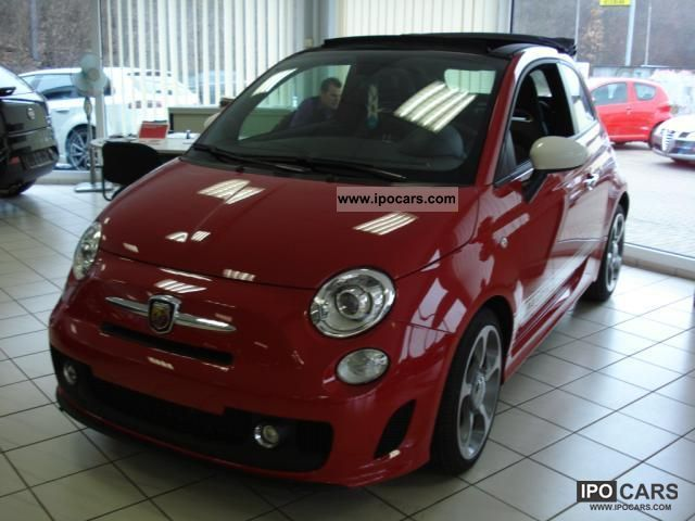 2011 Abarth  500 C 1.4 16V T-Jet Competizione 140HP Cabrio / roadster Pre-Registration photo