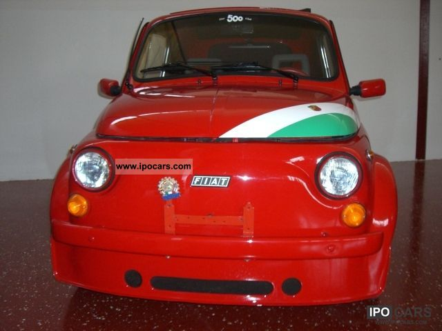 1972 Abarth  500 Abarth Small Car Used vehicle photo