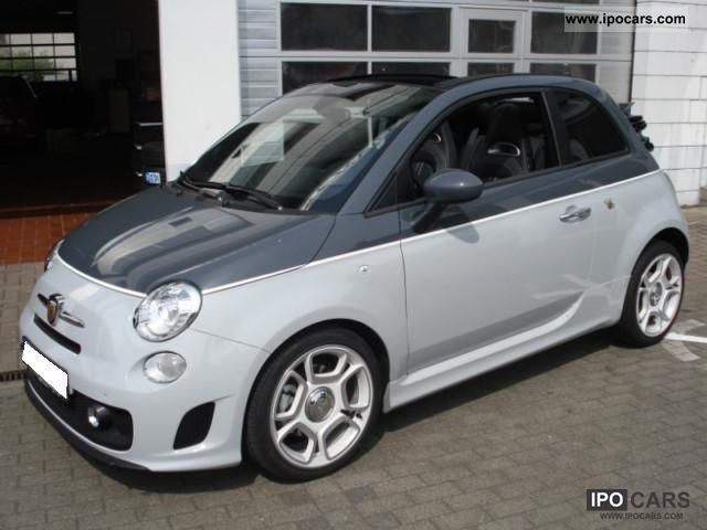 Abarth  Esse Esse 500 C 1.4 16V T-Jet 220HP Tuning 2011 Tuning Cars photo
