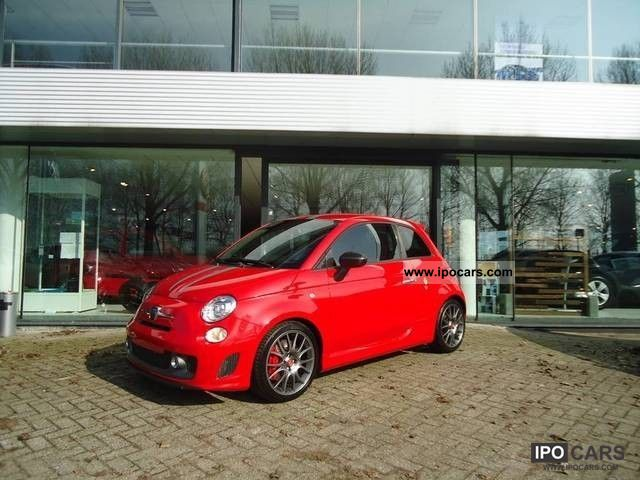 2011 Abarth  500 695 Tributo Ferrari stock - Limited! Small Car New vehicle photo