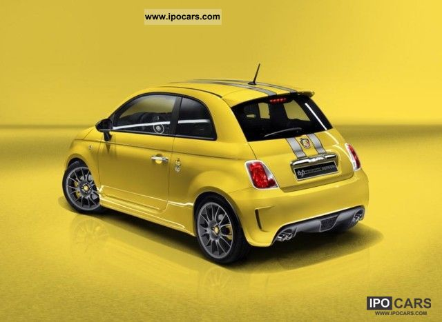 2011 Abarth  FERRARI 695 MODENA YELLOW TRIBUTO 180HP\u003e IMMEDIATELY Other New vehicle photo