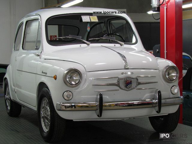 1963 Abarth  Giannini original 750 in new condition Small Car Classic Vehicle photo