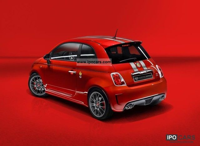 2010 Abarth  TRIBUTO FERRARI ROSSO CORSA 695 240HP Other New vehicle photo