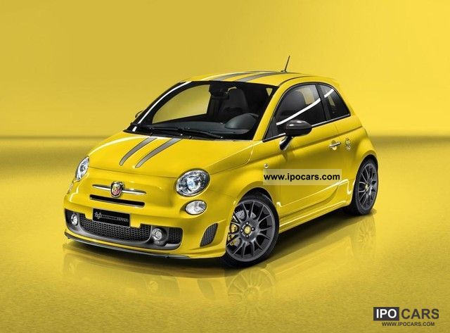 2011 Abarth  FERRARI 695 MODENA YELLOW TRIBUTO 240HP Other New vehicle photo