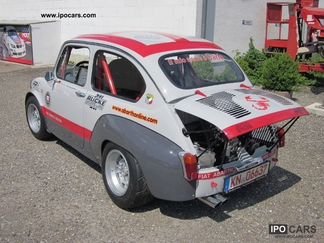 1967 Abarth  1000 TCR Small Car Classic Vehicle photo