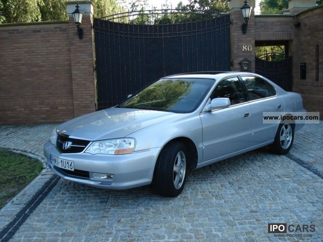 2003 Acura  3.2 TL Limousine Used vehicle photo