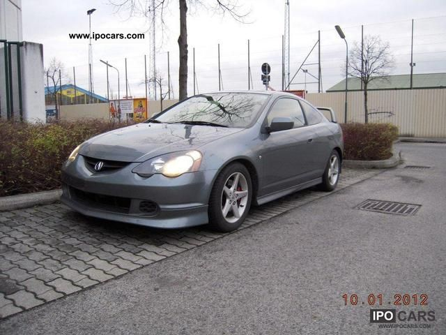 2002 Acura  TypeS RSX A-SPEC Sports car/Coupe Used vehicle photo