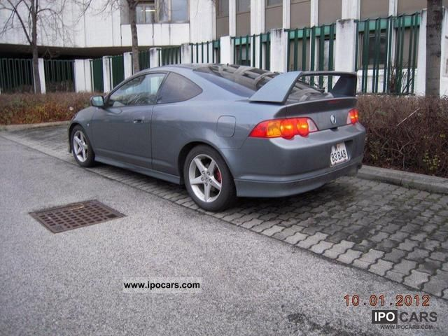 2002 Acura Types Rsx A Spec Sports Car Coupe Used Vehicle Photo