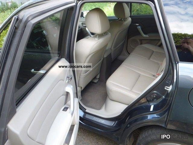 2007 Acura Rdx Turbo 2 3 240 Km Zarejstriowany Car Photo And Specs