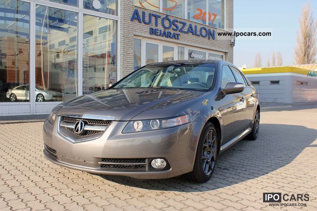 2008 Acura  Type-S Limousine Used vehicle photo