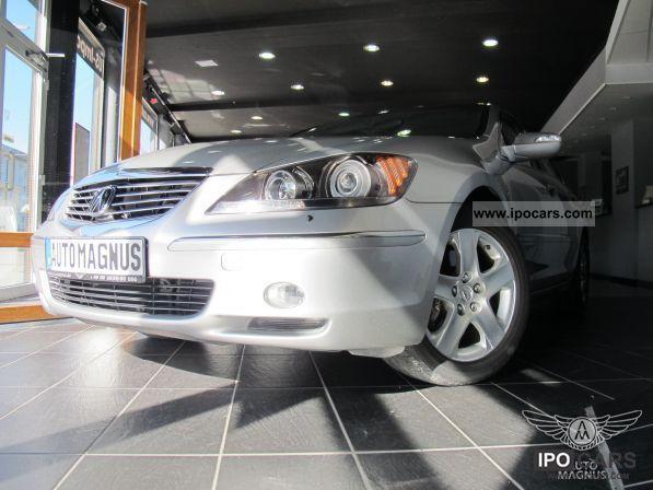 2005 Acura  2005 RL 3.5L V6 Leder/SD/4X4/sofort available Limousine Used vehicle photo