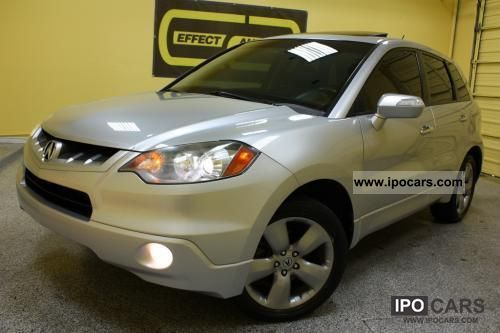 2008 Acura  RDX Tech Package Off-road Vehicle/Pickup Truck Used vehicle photo