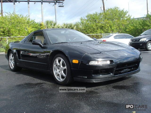 1991 Acura  NSX 3.0 (U.S. price) Sports car/Coupe Used vehicle photo