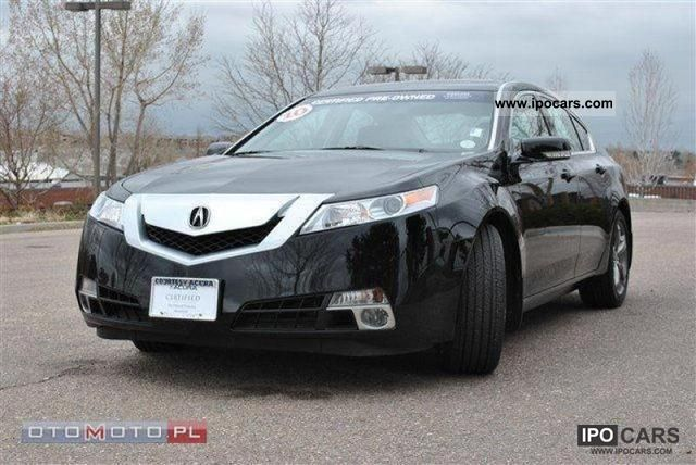 2010 Acura  TL 3.7 Limousine Used vehicle photo