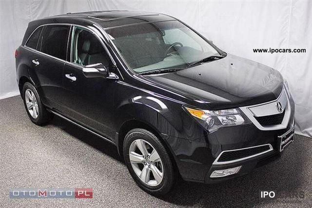 2010 Acura  MDX 3.7 Off-road Vehicle/Pickup Truck Used vehicle photo