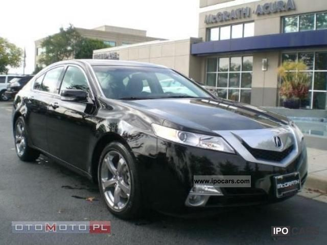 2009 Acura  TL V6 / 305KM / 4x4 / Topowa Wersja Limousine Used vehicle photo